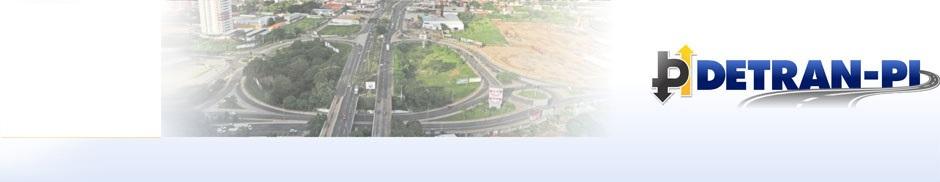 DETRAN - PI :: Departamento de Trânsito do Piauí