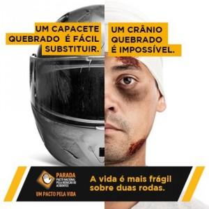 motocicleta campanha