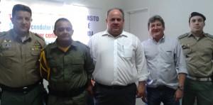 Reunião Detran-PI e parceiros